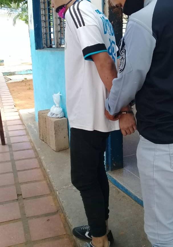 Recapturan a preso del Retén de Menores de Los Cocos en Nueva Esparta