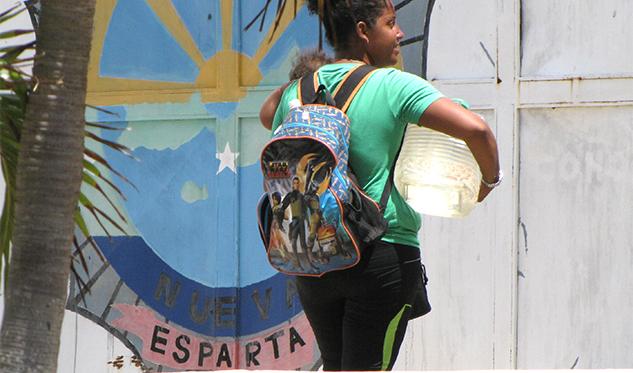 Familiares de presos han tenido una cuarentena llena de obstáculos en Nueva Esparta