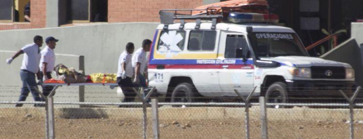 FALCÓN: Fiscalía investiga la muerte a golpes de un reo en la cárcel de Coro