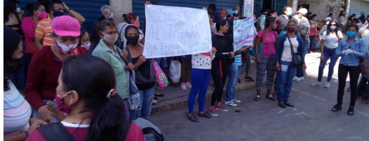 Miranda. Familiares de detenidos en Cicpc Los Teques deben recoger excrementos en calabozos