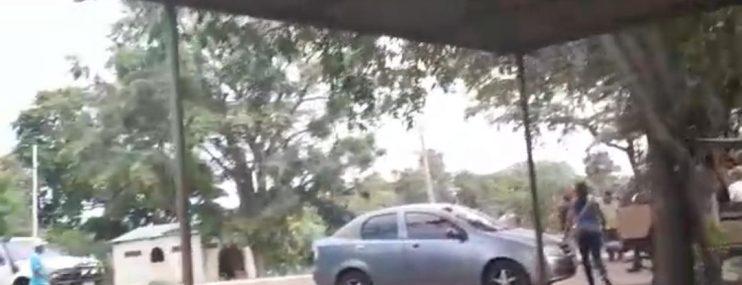 Anzoátegui: Responsabilizan a efectivos castrense por muerte de manifestante en estación de gasolina