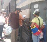 Caracas: Familiares de detenidos en División Contra Robos del Cicpc temen que sus parientes sean trasladados a comisarías lejanas a la ciudad