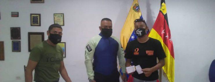 Miranda: Entregan medicamentos a privados de libertad en la Policía Municipal de Ocumare del Tuy