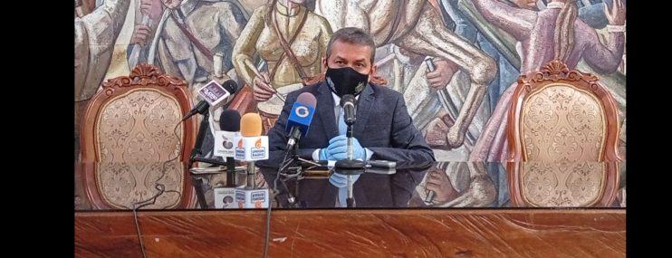 Gobernador de Mérida Ramón Guevara: Solicitó permiso de autoridades para el acceso del personal de Corposalud a los retenes policiales para evaluar la salud de los privados de libertad