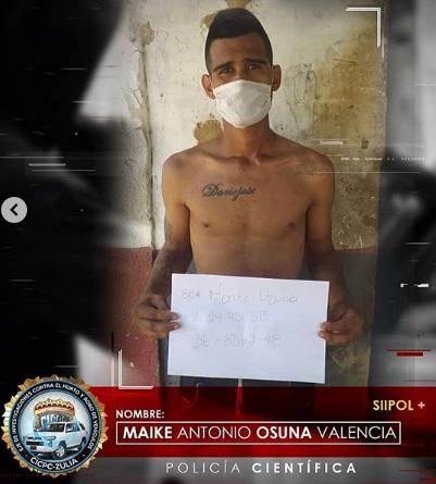 Zulia. CICPC mata a prófugo de retén de Cabimas en presunto enfrentamiento