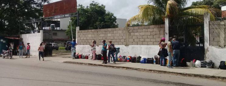 Miranda. Familiares de privados de libertad reportan dificultad para llevarles comida en medio de la pandemia
