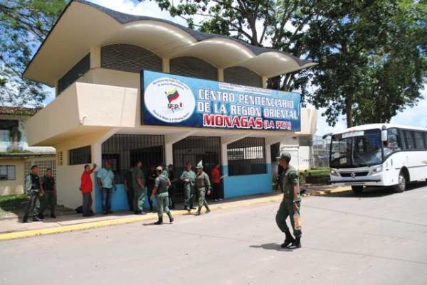 Ministerio Público priva de libertad a preso de Monagas por tráfico de droga