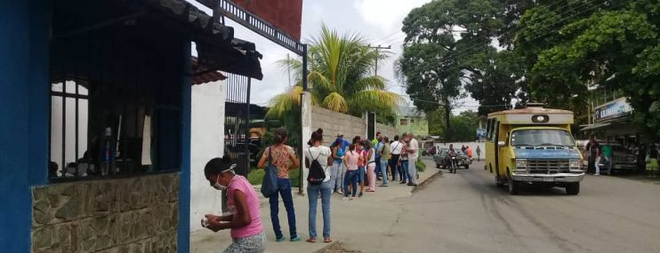 Miranda: 26 presos pasan trabajo para alimentarse en el Cicpc de Ocumare del Tuy