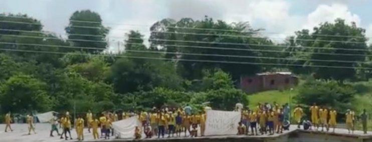 Miranda, Privados de libertad de Yare III piden alimentos y atención médica