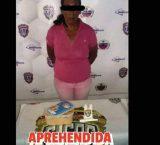 Detienen a mujer que intentó pasar marihuana a privado de libertad en el CDP del CICPC de El Vigía estado Mérida