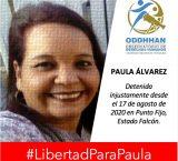 Piden justicia para la defensora de Derechos Humanos Paula Álvarez