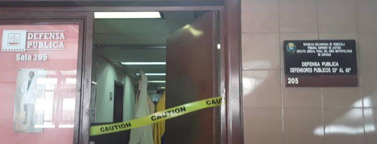 Caracas: Familiares de internos de la PNB de San Agustín del Sur aseguran que en los Tribunales no les dan respuestas