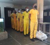 Siete reclusos de Poligual fueron trasladados a Yare III