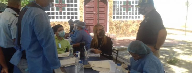Otorgan 21 libertades a detenidos de la Dirección General de Polifalcón