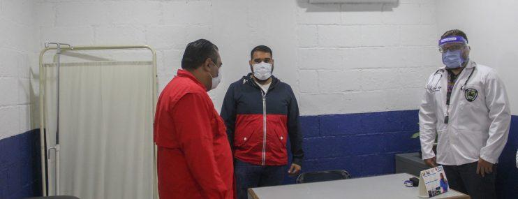 Nueva Esparta: Inauguran consultorio médico en CDP de Polimariño
