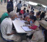 Ejecutan jornada de salud para 60 detenidos de Polifalcón en Punto Fijo