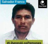 Preso político pemón Salvador Franco murió por edema cerebral y shock séptico, producidos por tuberculosis y desnutrición