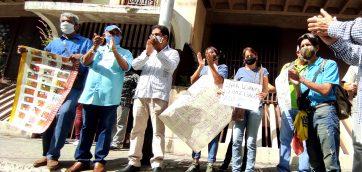 Lara: Red de DDHH exige la liberación de miembros de la ONG Azul Positivo