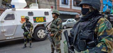 Portuguesa |  Tras las rejas cinco de los ocho presos  fugados de la GN en Araure
