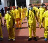 Previa prueba de Covid-19: Privados de libertad en la sede de la policía del estado Mérida fueron trasladados al Centro Penitenciario de la Región Andina, CEPRA