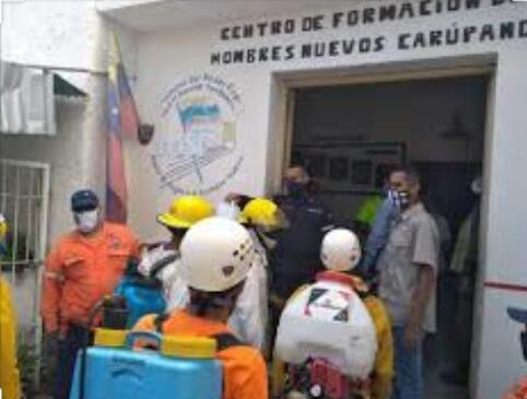 Cadáver de preso muerto por tuberculosis se descompone en morgue de Carúpano