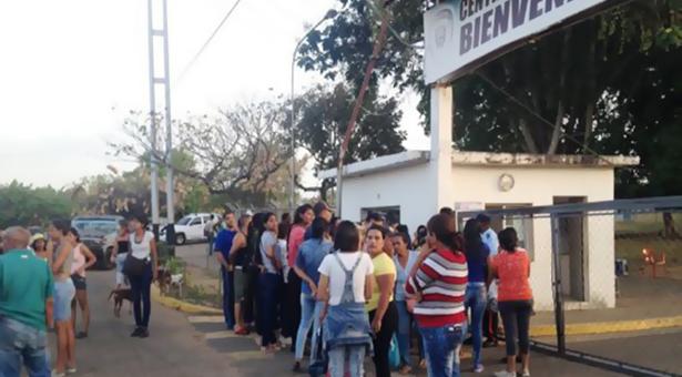 Presunto intento de fuga se registró en sede de la policía en Ciudad Guayana
