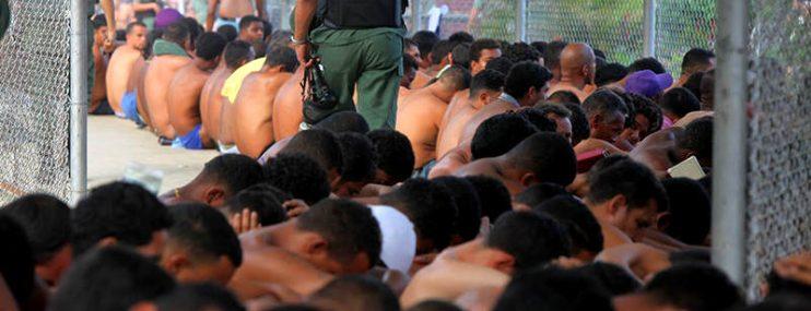 Tres presos se fugaron del Cicpc Vargas