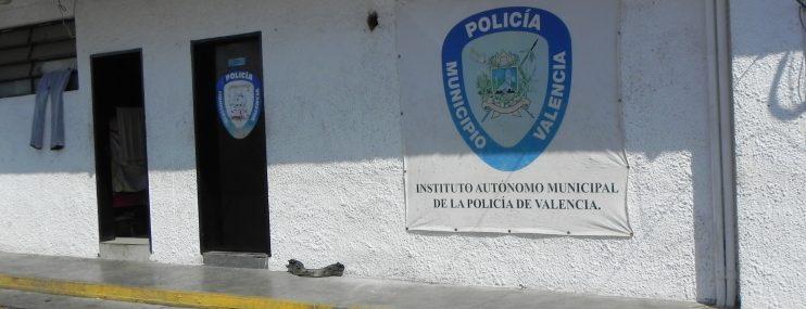Dos fugados en Policía Municipal de Valencia