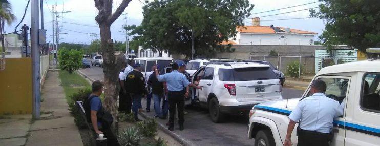 Reo se enfrenta al CPBEZ en el retén de Cabimas y lo ultiman