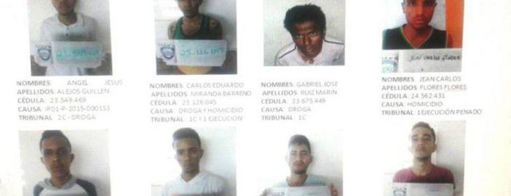 Reportan fuga masiva de reclusos en Coro