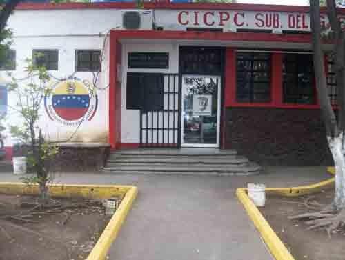 Se fugan 10 privados de libertad de calabozos del Cicpc en la frontera