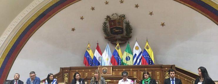Parlasur exigió visitar cárceles de Venezuela