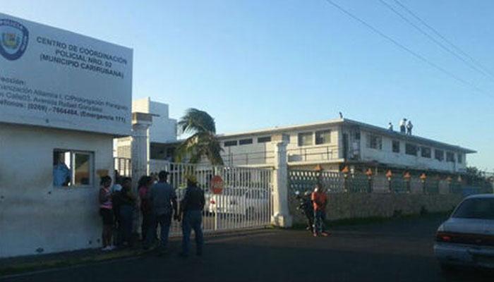 Trasladan presos a Comunidad Penitenciaria de Coro