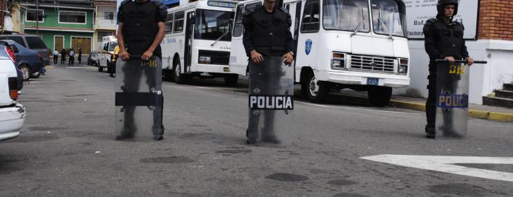 EL FUNCIONAMIENTO DE LOS CALABOZOS EN TÁCHIRA POCO AFECTAN LA COMUNIDAD.