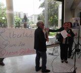Tres años tras las rejas llevan Lorent Saleh y Gabriel Valles