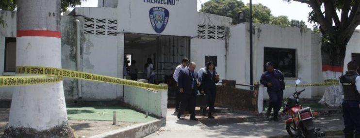 Requisa y quejas en comisaría de Palavecino de Polilara
