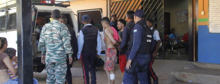 En Sanare once presos piden traslados