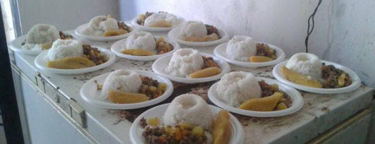 """Jornada de """"Pasa la Antorcha Alimenticia"""" se llevó a cabo en  privados de Libertad del CICPC de Guasdualito. Alto Apure."""
