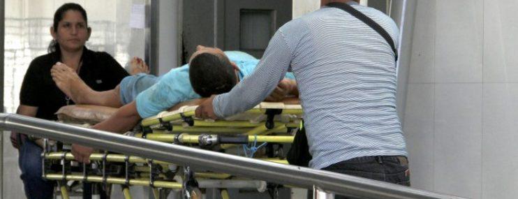 Ochos reos del Cicpc Lara lesionados en intento de fuga