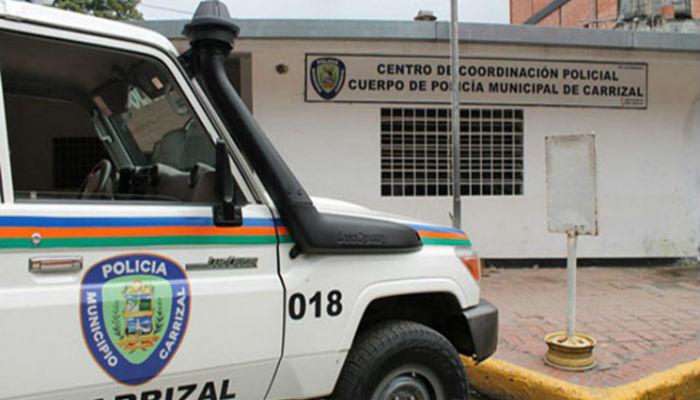 Reportan fuga de tres presos detenidos en Policarrizal
