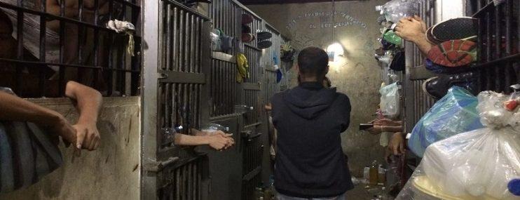 En calabozos policiales de la Gran Caracas hay más problemas que soluciones
