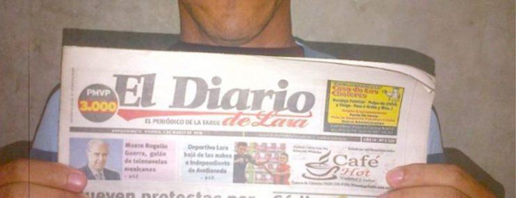 Gilber Caro trasladado a cárcel Fénix de Lara