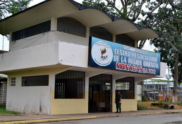 Monagas: Un preso muerto y tres heridos en balacera en cárcel La Pica