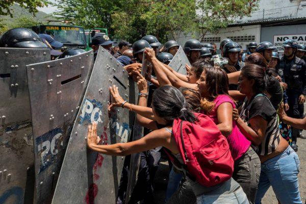 El retraso judicial, otra condena en Venezuela