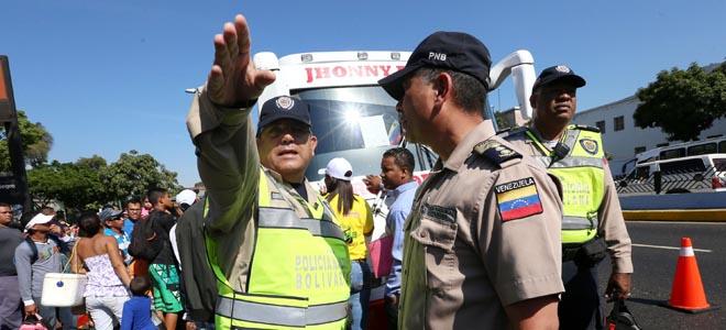 Comisión de Polisucre fue atacada con una granada por delincuentes que rescataron a preso detenido