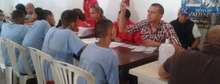 En Lara, privados de libertad reciben plan Cayapa Judicial