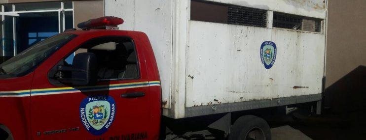 Nota de Prensa: Hacinamiento en calabozo de la Policía Nacional en Caracas obliga a distribuir presos en camiones