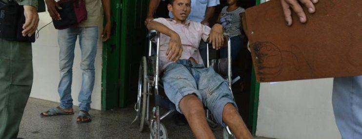 Muere en Maturín, Edo. Monagas recluso que comió ratas en cárcel de Vista Hermosa