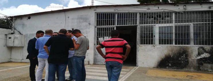 Autoridades regionales piden al gobierno atender hacinamiento en bases policiales de Nueva Esparta
