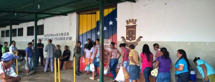 Balance: a un mes del cierre parcial del Internado Judicial de San Fernando de Apure.